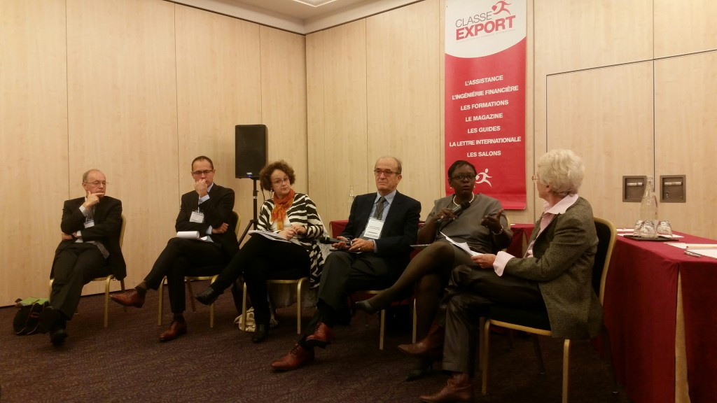 "Colloque ""Export France"""